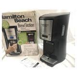 NEW Hamilton Beach Coffee Brew Station 48464