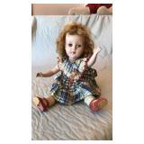 Antique Doll w/Sleepy Eyes