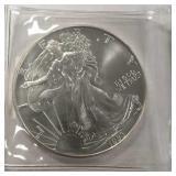 1993 American Silver Eagle Bullion Coin
