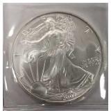 2007 American Silver Eagle Bullion Coin