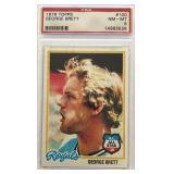 1978 TOPPS GEORGE BRETT, #100 NM-MT 8