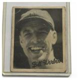 1936 Goudey Bill Werber Red Sox