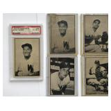 (5) 1953 Bowman Baseball Collector Series