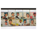 (10) 1953 Redman Series No Tabs