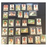 (30) 1951 Bowman Series, Range from #207 to #312