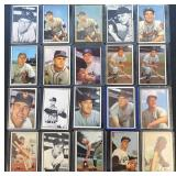 (20) 1953 Bowman Series, Range from #3 to #36