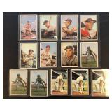 (20) 1953 Bowman Series, Range from #81 to #104