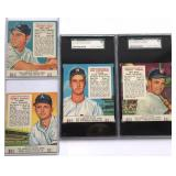 (4) 1953 American League Series Players
