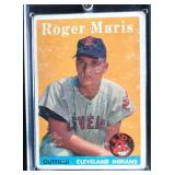 1958 TOPPS #47 Roger Maris