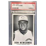 1960 Leaf; Don Newcombe
