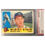 1960 TOPPS Warren Spahn
