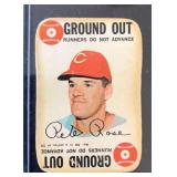 Pete Rose Topps Ground Out