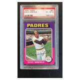 1975 Topps Dave Winfield #61