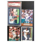 (4) Jose Canseco Cards