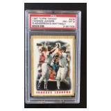 1987 TOPPS Tiffany #406 Yankees Leaders