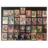 (32) Ryne Sandberg Various Baseball Cards
