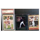 (3) Manny Ramirez Cards