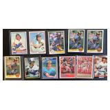 (11) Robin Yount Cards