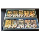 (3) 1987 Opening Day Donruss