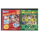 (2) Donruss Baseball Bests 1989 and 1988
