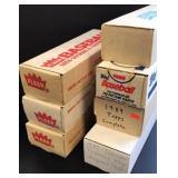 (7 boxes) 1989 (2) Topps, (1) score, (3) Fleer,