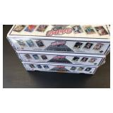 (6) 1991 Baseball 3-D Holograms and Cards