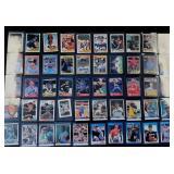 (50) 1980s Baseball Cards