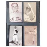 Exhibits - Berra, Maris, Logan, Blackwell