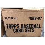 16, 792 1987 TOPPS
