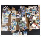 4 Boxes of Kansas City Royals Cards