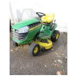 John Deere Riding Mower D105 Auto 17.5HP