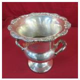 Silver Plate Wine/Champagne Cooler