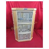 Vintage Speidal Watch Band Display Case