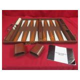 "Backgammon Game Approx. 18"" x 24"""