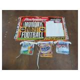 NFL Football Banner & Streamers