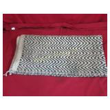 Wool Saddle Blanket