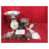 Jewelry Casting Equipment: Scale, Flasks and Other