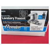 New Premier Lavatory Faucet: Endura Series