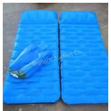 Slunder Jack Air Mattresses: 2 pc lot