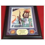 Utah Jazz #15 Derrick Favors Medallions