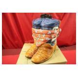 *New Cowboy Boot Cookie Jar