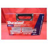 *New Duralast Mechanics 45pc Tool Set