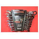 *New Tekton SAE Flex Head Ratcheting Wrench Set