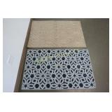 Accent Rugs 2pc lot