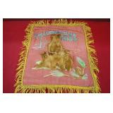 *Vintage Yellowstone Park Pillow Cover