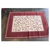 """Area Rug Approx. 63"""" x 88"""""""