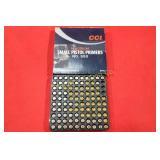 CCI Small Pistol Mag Primers 97 Primers No. 550