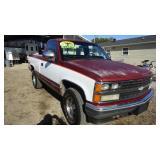1989 Chevrolet C/K 1500 Series K1500 Cheyenne