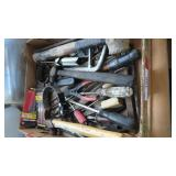 MISC HAMMERS, PLIERS, SCREWDRIVERS