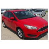 2016 Ford Focus Automatic